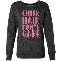 Cheerleading Cheer Hair Don't Care