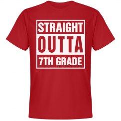 Straight Outta The 7th Grade