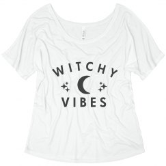 Witchy Vibes Moon And Stars