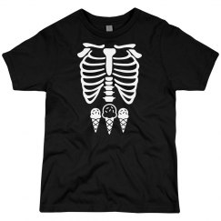 Kid Skeleton Costume
