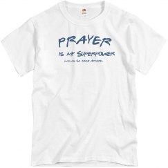 Prayer is my Superpower