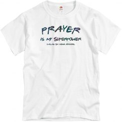 Prayer is my Superpower