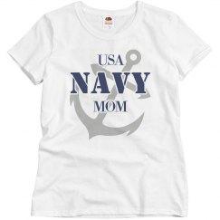 USA Navy Mom