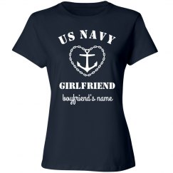 Custom US Navy Girlfriend