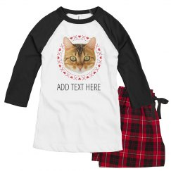 Upload Your Pet Custom Jammies