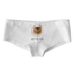 Basic Low-Rise Cheeky Underwear