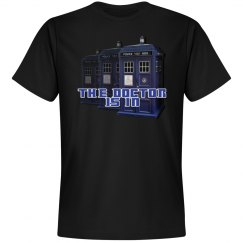 The Doctor Police Box Tee