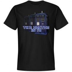 The Doctor Police Box Tee