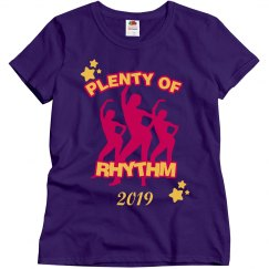Plenty of Rhythm T