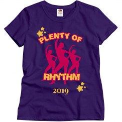 Plenty of Rhythm T