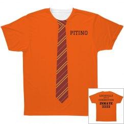 Pitino Prison Halloween Costume