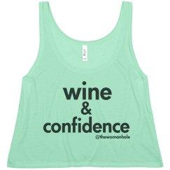 wine & confidence