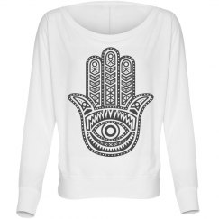 Hamsa Fashion Top
