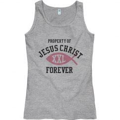 Property Of Jesus Tank