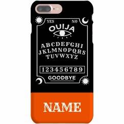 Custom Name Ouija Board Halloween