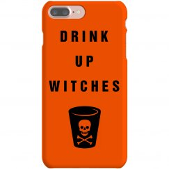 Drink Up Witches Halloween Case