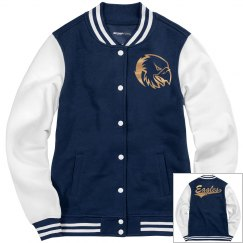 Oral Roberts golden eagles women's jacket.