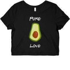 Pure Love Crop Top