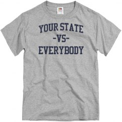 Boston vs Everybody shirt