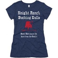 Knight Ranch Bucking Bulls, Jr