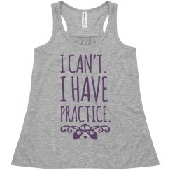 Can't I Have Practice Dance Tank