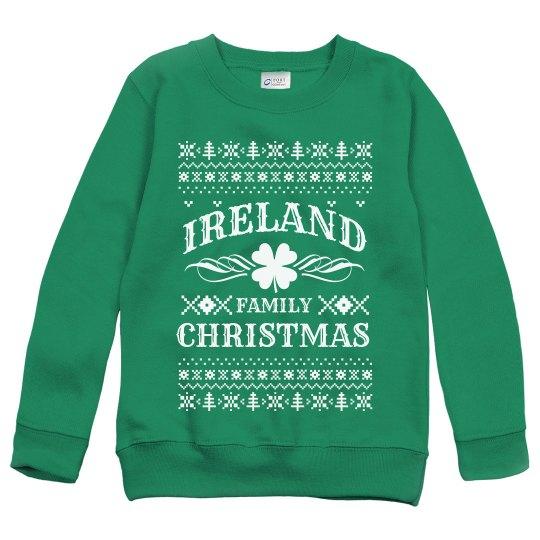 Custom Christmas Sweaters.Custom Family Christmas Sweaters