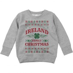 Custom Family Christmas Jumpers
