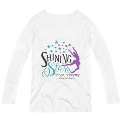 Logo Long Sleeve Maternity