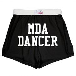 MDA Dancer Cheer Short