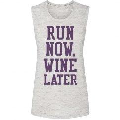 I Only Do it For the Wine Runner