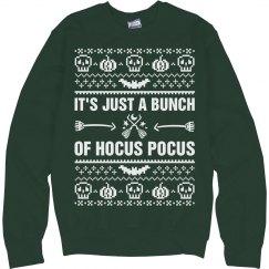 Hocus Pocus Winnie Ugly Sweater