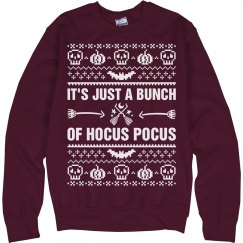 Hocus Pocus Sarah Ugly Sweater
