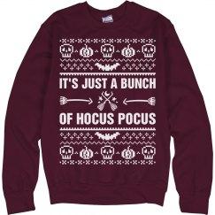 Hocus Pocus Sarah Ugly Sweater