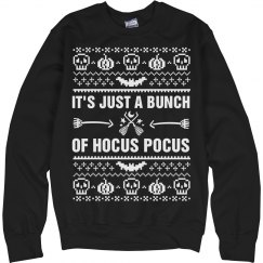 Hocus Pocus Mary Ugly Sweater