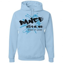 Hoodie Adult Powder Blue