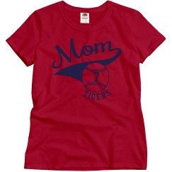 Team and # - Baseball Mom