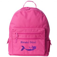 Mermaid School Backpack