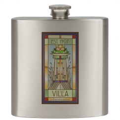 Villa Logo Flask