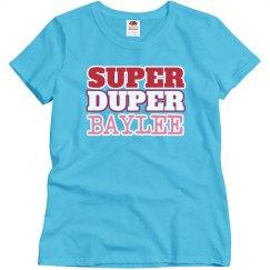 Super Duper Baylee