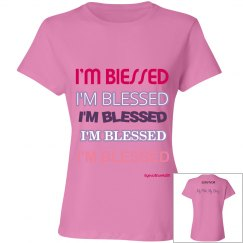 I'M BLESSED BCA