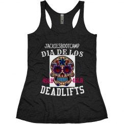 Dia de los deadlifts