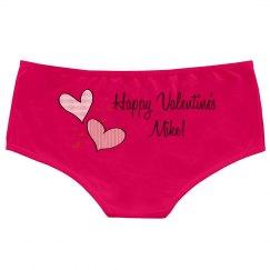 Valentine Undies