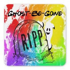 Ghost-Be-Gone Magnet