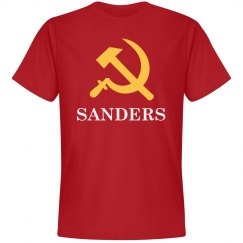 Sanders Hammer and Sickle