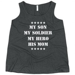Mother to a Son, a Soldier, a Hero