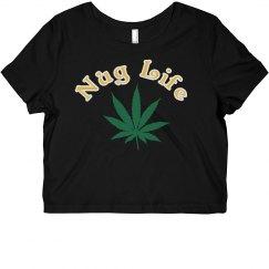 Nug Life croptop