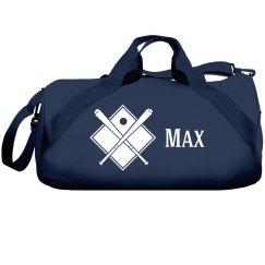 Max's Baseball Bag