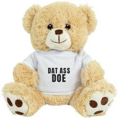 Dat Ass Doe Valentine Gift Lion