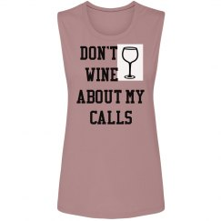 dont wine about my calls pink