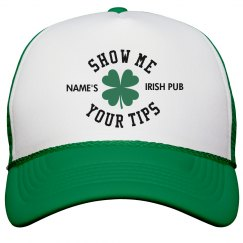 Irish Pub Bartender